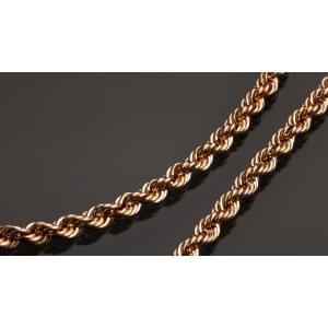 Детские золотые цепочки: украшение и талисман