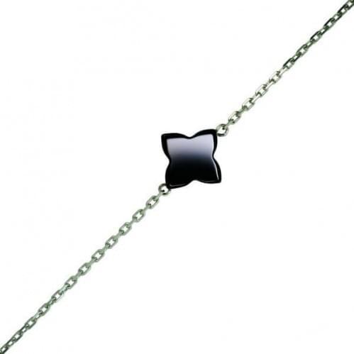 Срібний браслет розмір універсальний БС011с