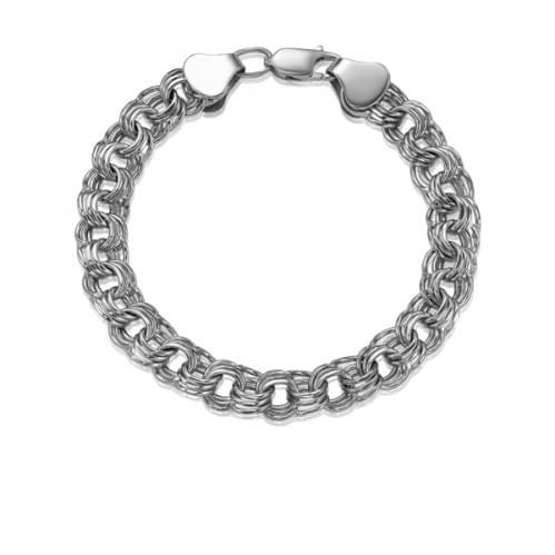 Срібний браслет БС016с