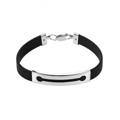 Срібний браслет БС109с
