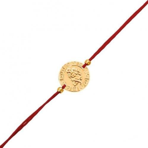 Золотой браслет БС127и