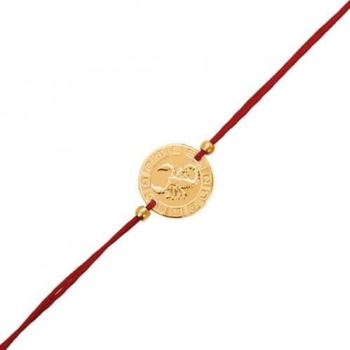 Золотий браслет БС129и