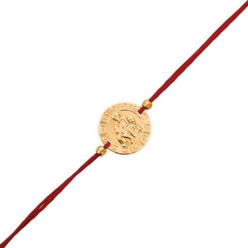 Золотий браслет БС132и