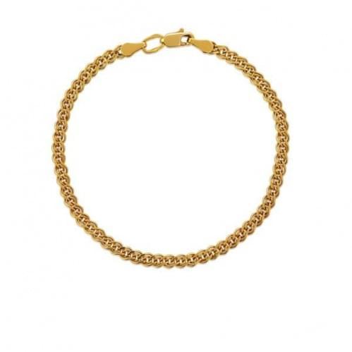 Золотий браслет БС149и