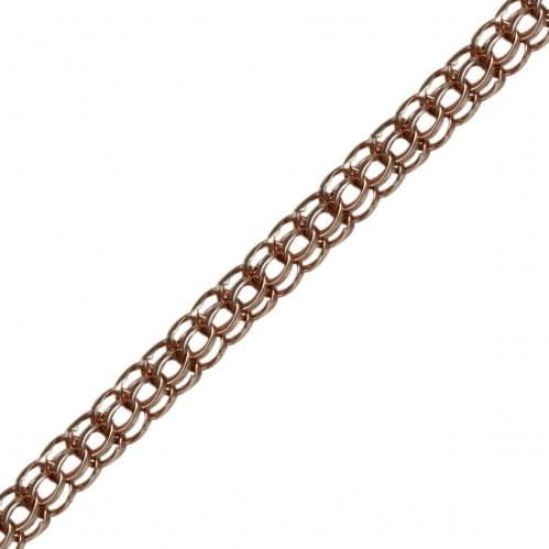 Золотой браслет БС166(4)и