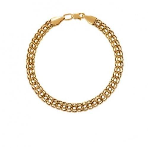 Золотий браслет БС251и