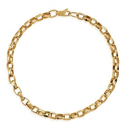 Золотой браслет БС252и