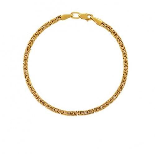 Золотий браслет БС289и