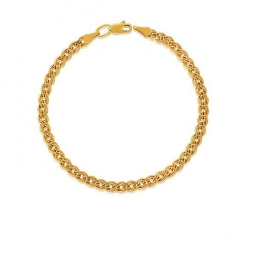 Золотий браслет БС293и