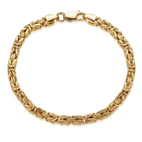 Золотой браслет БС296и
