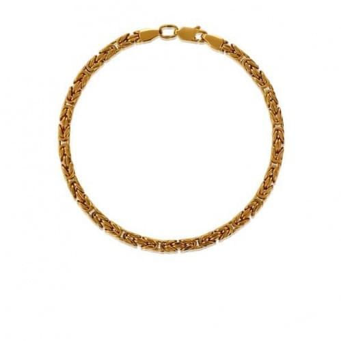 Золотий браслет БС302и