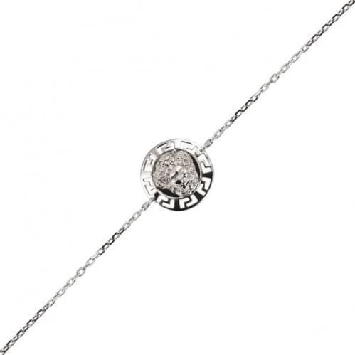 Срібний браслет БС333с