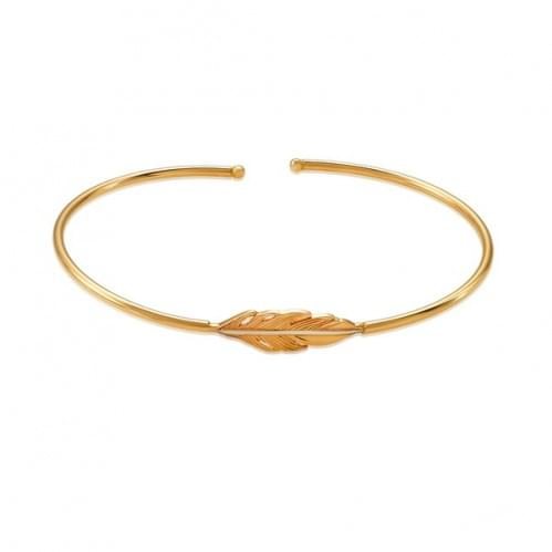 Золотий браслет БС618и