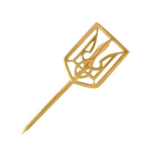 Золота брошка БШ012и