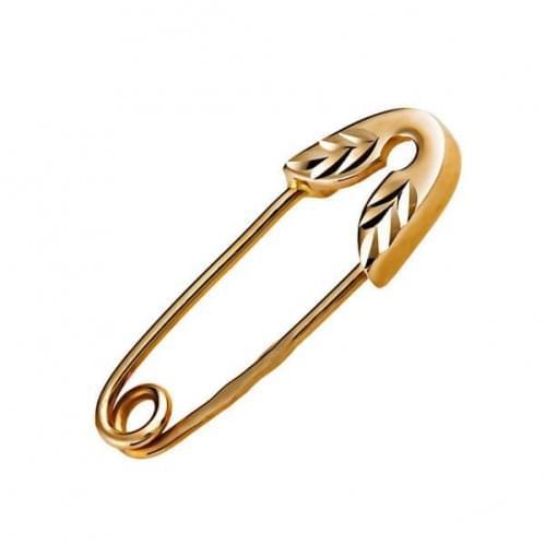 Золота брошка БШ119(а)и