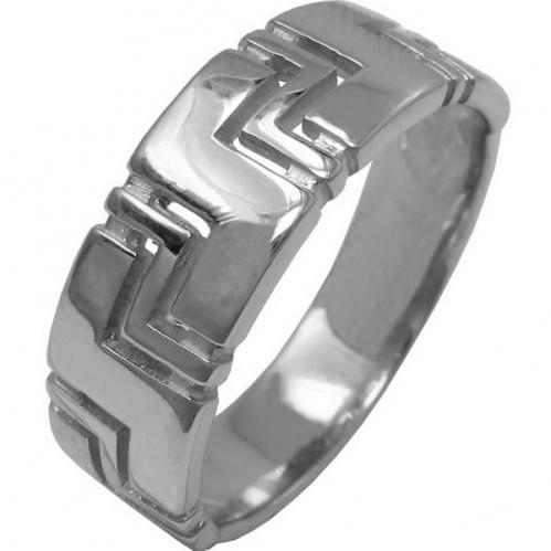 Серебряное кольцо КБ022с