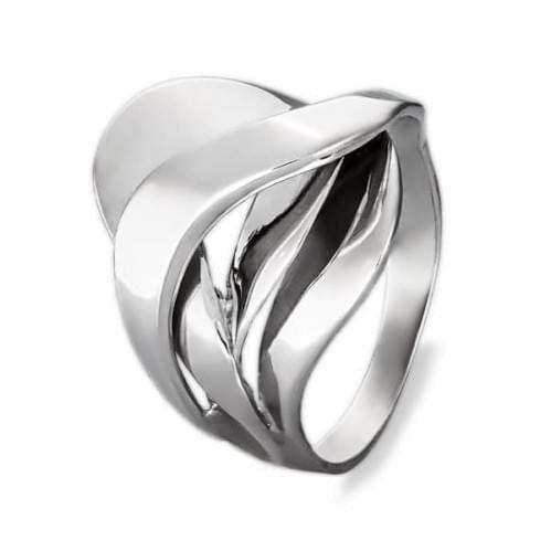 Серебряное кольцо КБ065с