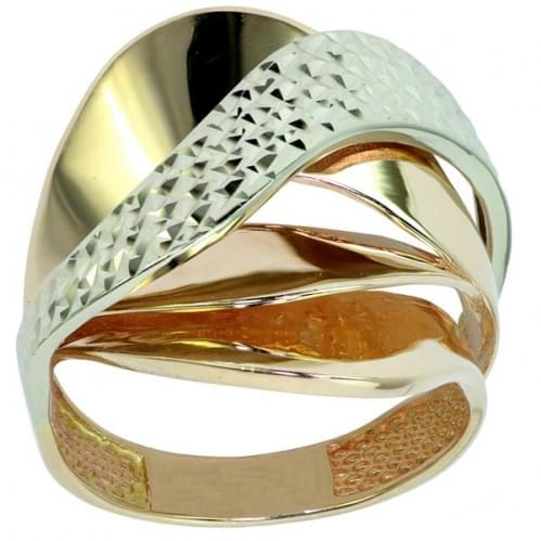 Золотое кольцо КБ065(а)и