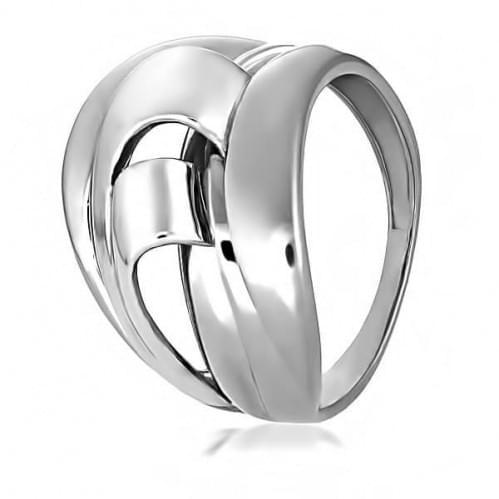 Серебряное кольцо КБ066с