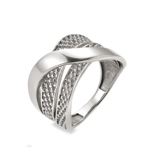 Серебряное кольцо КБ068с