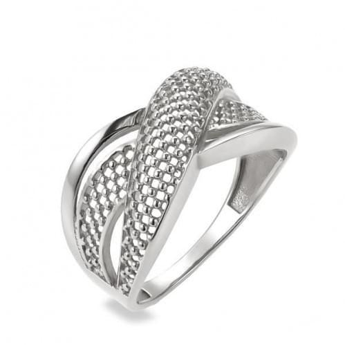 Серебряное кольцо КБ070с