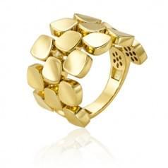 Каблучка з лимонного золота (Флорентіно - Collection Florentino)