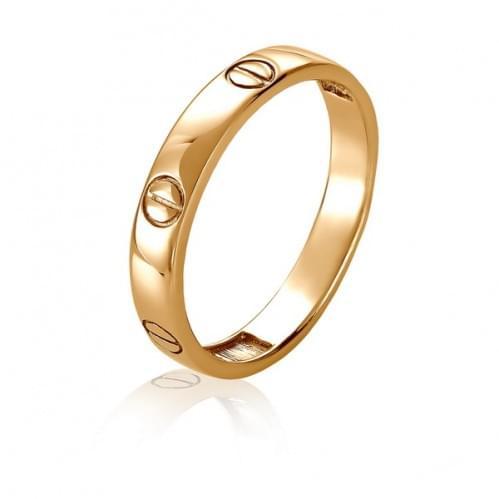 Золотое кольцо КБ314и
