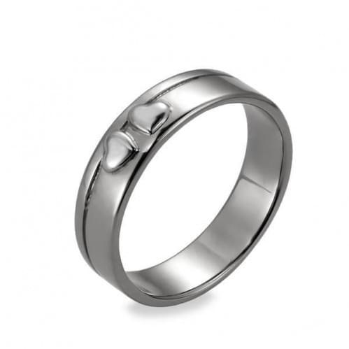 Серебряное кольцо КБ327с