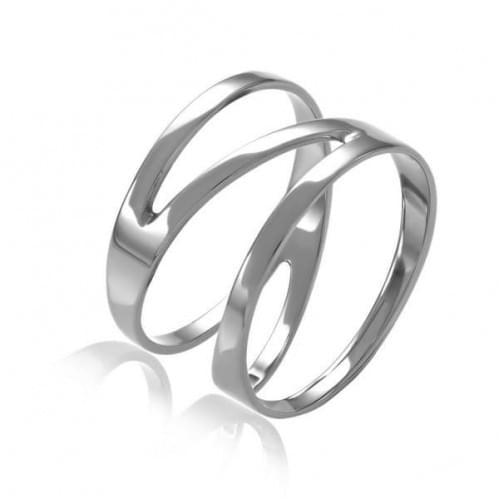 Серебряное кольцо КБ329с