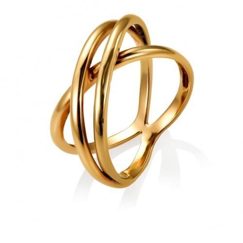 Золотое кольцо КБ468и