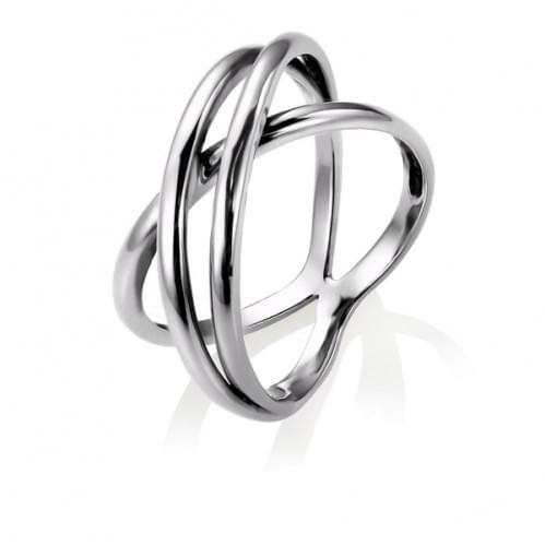Серебряное кольцо КБ468с