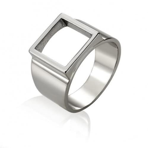 Серебряное кольцо КБ479с