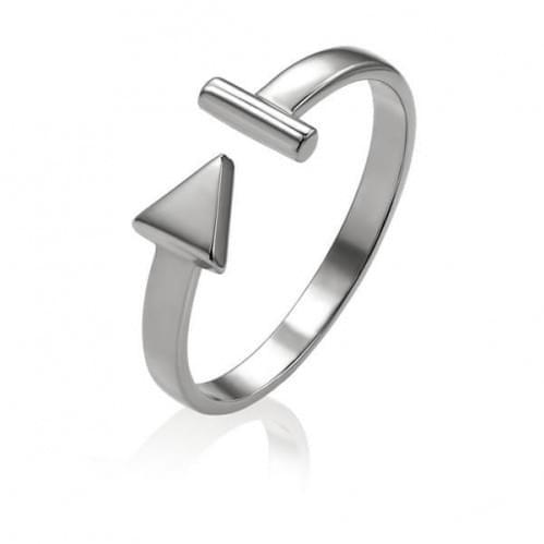 Серебряное кольцо КБ484с