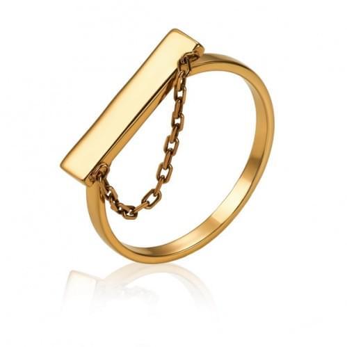 Золотое кольцо КБ538р