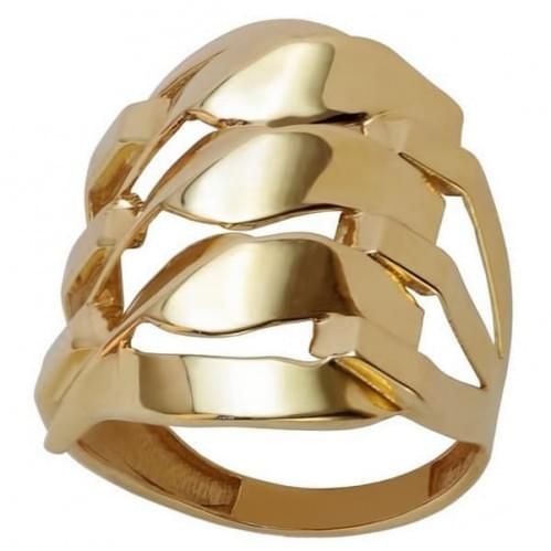 Золота каблучка КБ645и