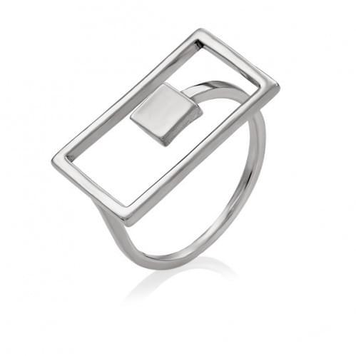 Серебряное кольцо КБ942с