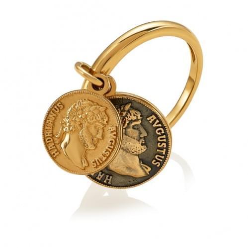 Золотое кольцо КБ947р