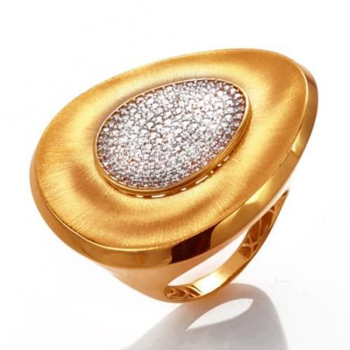 Золота каблучка (Астарта - Collection Astarta) КВ1317к