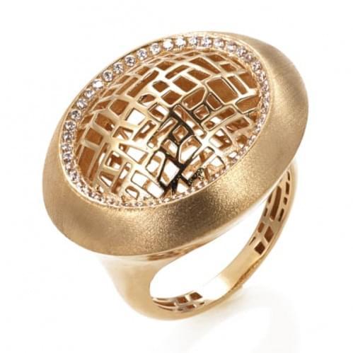 Золотое кольцо (Астарта - Collection Astarta) КВ1320к