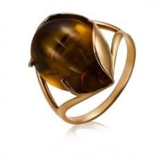Золотое кольцо с нано султанитом