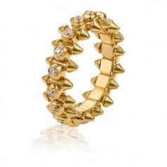 Кольцо из лимонного золота ( Флорентино - Collection Florentino )