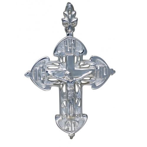 Срібний хрестик КР011с