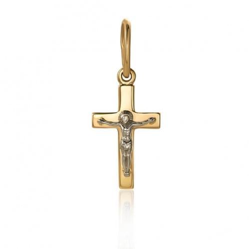 Золотий хрестик КР057(2)и