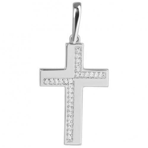 Золотий хрестик КР063Би