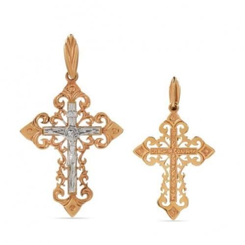 Золотий хрестик КР120и