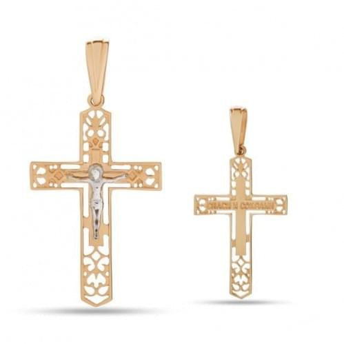 Золотий хрестик КР317и