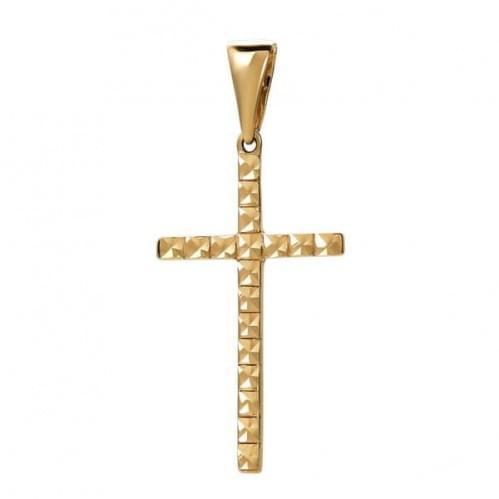 Золотий хрестик КР340и