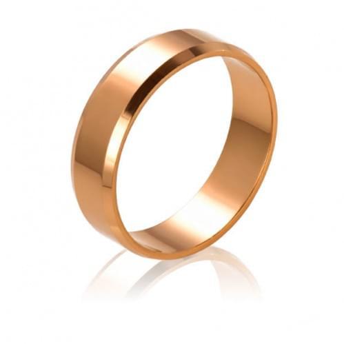 Золота обручка ОК015.5анг