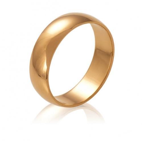 Золота обручка ОК015.5