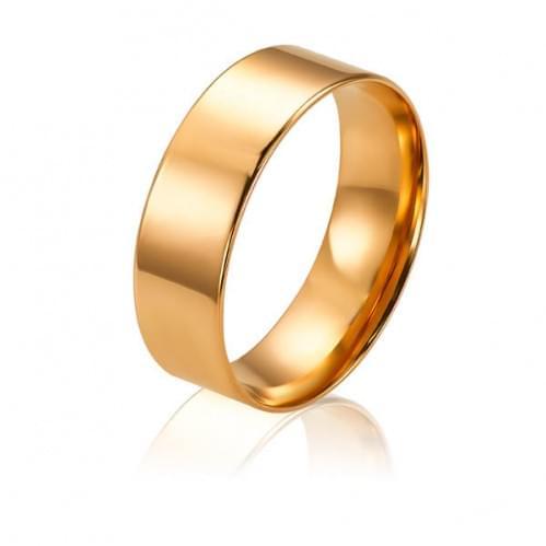 Золота обручка ОК015.7КЕвр